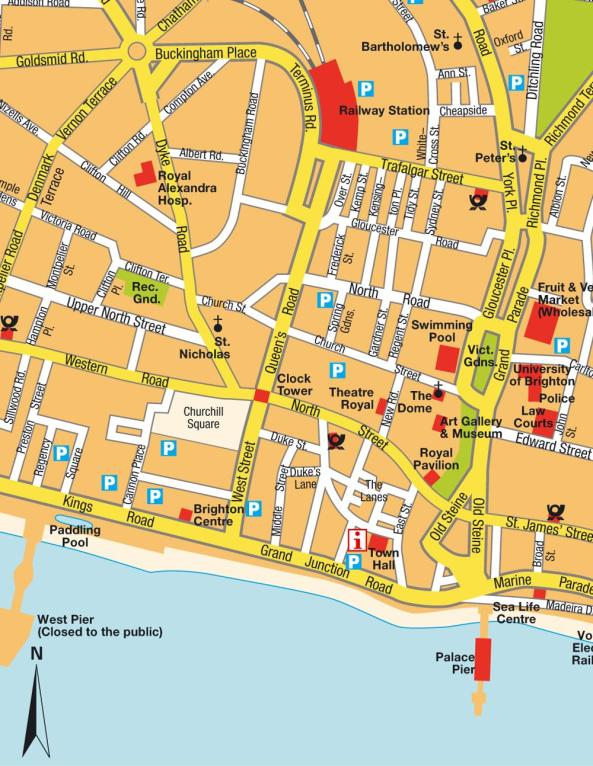 Stadtplan-Brighton-7685