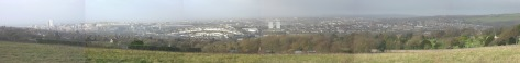 Views_of_Brighton_-_Panorama_Westwards_from_Tenantry_Down_(December_2013)_(1)