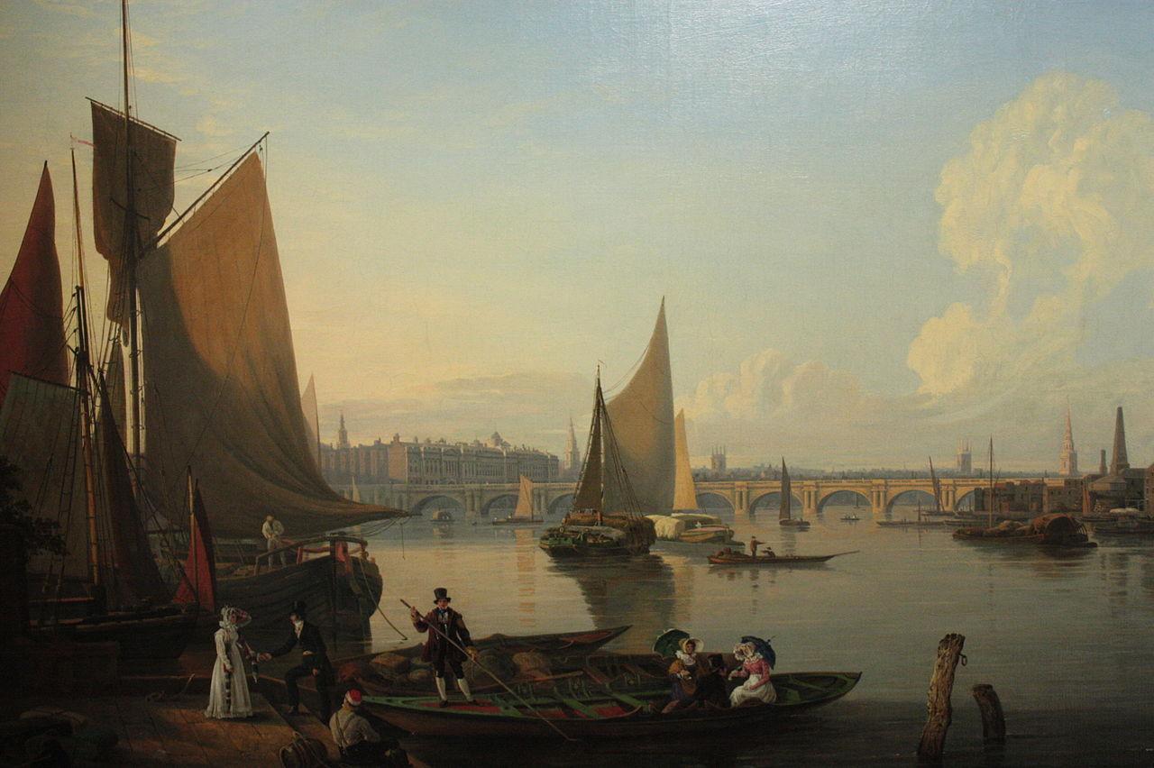 Waterloo_Bridge_by_Charles_Deane,_1821