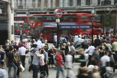 10581348-London-UK-August-02-2010-Crowds-passing-oxford-circus-station-Oxford-street-is-one-of-the-most-busy--Stock-Photo