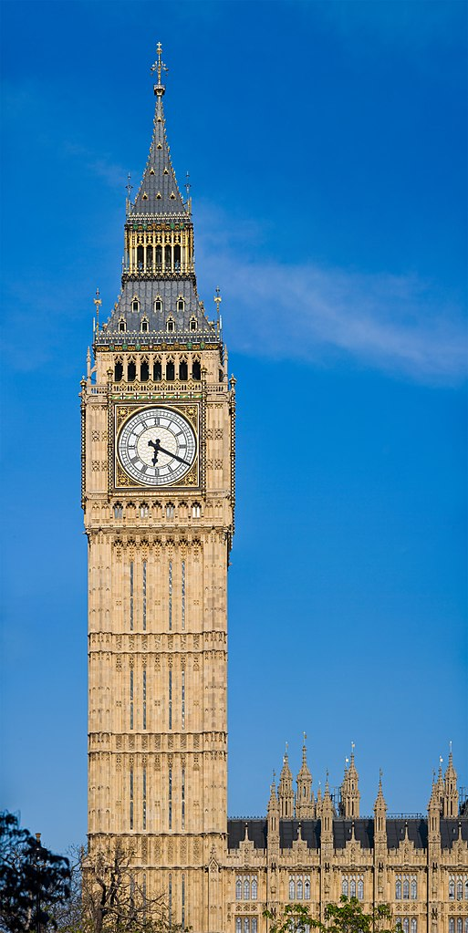 513px-Clock_Tower_-_Palace_of_Westminster,_London_-_May_2007