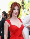 CANNES, FRANCE - MAY 23: Anna Chapman attends the Premiere of 'Nebraska' during the 66th Annual Cannes Film Festival at The Palais des Festivals on May 23, 2013 in Cannes, France. (Photo by Danny Martindale/WireImage)