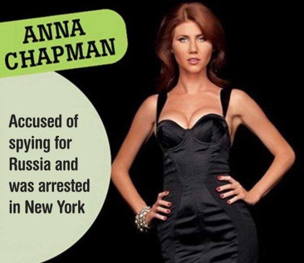 Anna Chapman 9