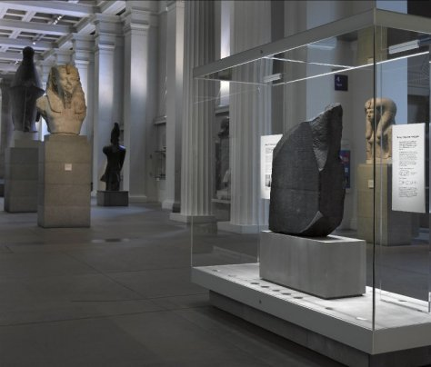 British-Museum_The-Rosetta-Stone-in-Gallery