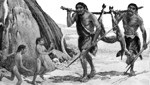 Catatan-sejarah-datangnya-manusia-purba-ke-Indonesia