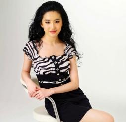Crystal Liu Yi Fei 4