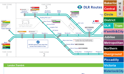 DLR MAP