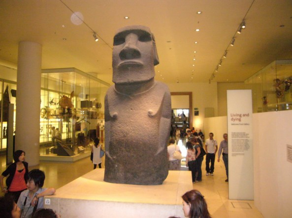 Easter Island Statue 1