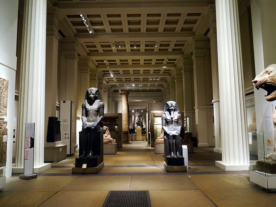 Egyptian Hall 1