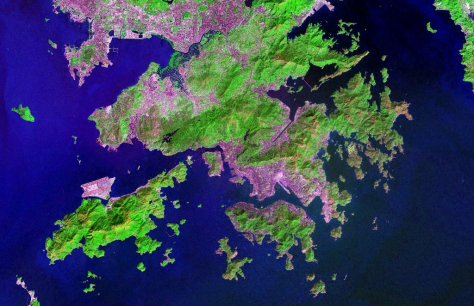 HongKong_boundary_from_space