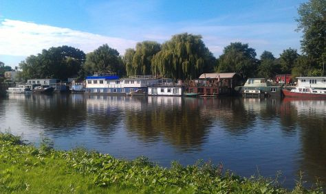 Houseboats_-_Richmond_-_Surrey_-_UK
