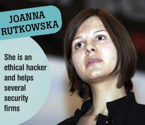 Joanna Rutkowska 7