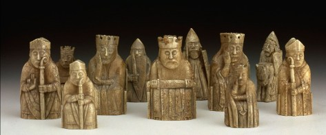 Lewis Chessmen 3