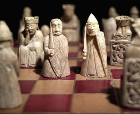 Lewis Chessmen 4-1024