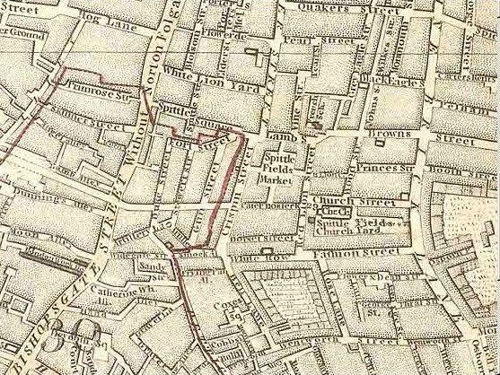 Map_of_Spitalfields_Area_-_1787