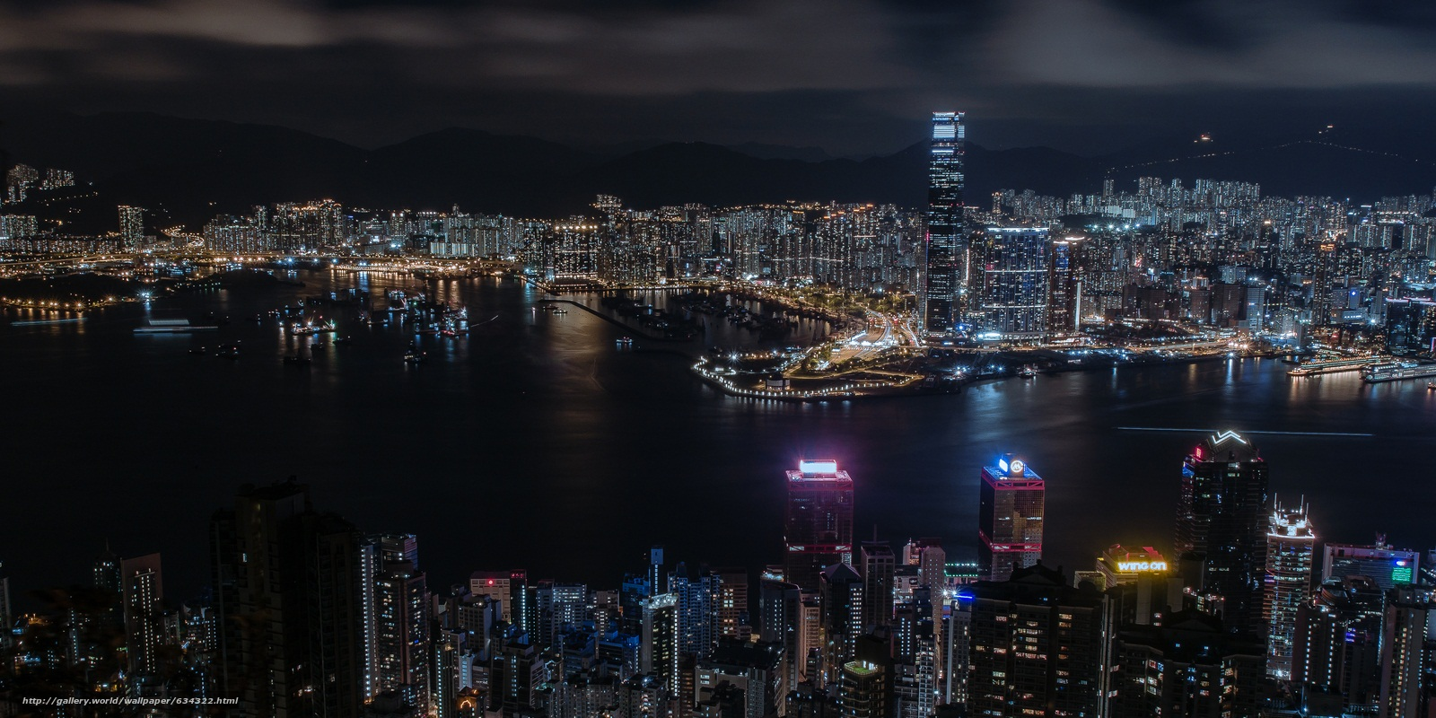Panorama.4-634322_china_city_hong-kong_panorama_noch_4402x2201_www.Gde-Fon
