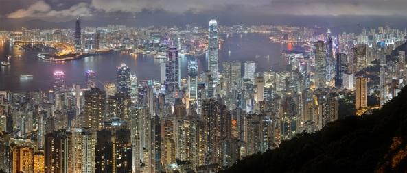 Panorama.8-Hong_Kong_Night_Skyline