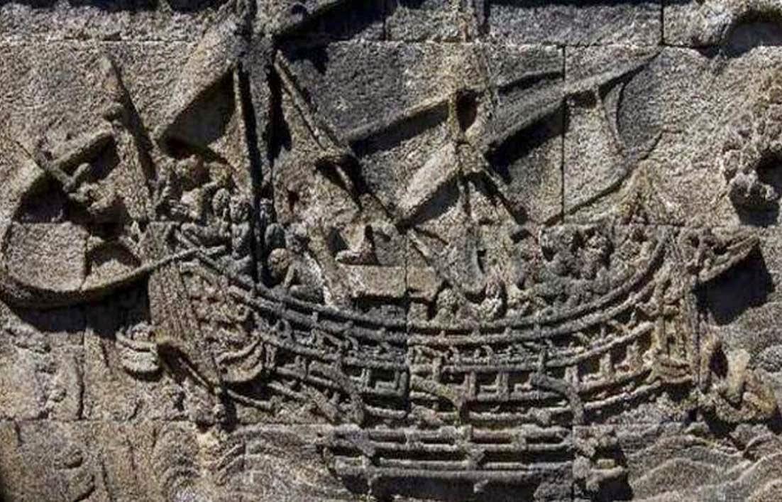 perahu bercadik dalam penyebaran nenek moyang bangsa Indonesia