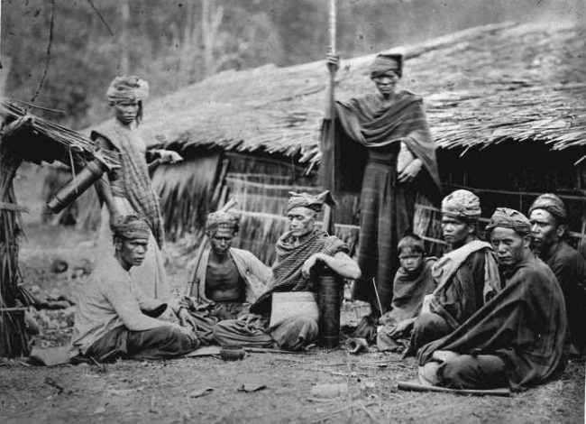 Persebaran Nenek Moyang Bangsa Indonesia