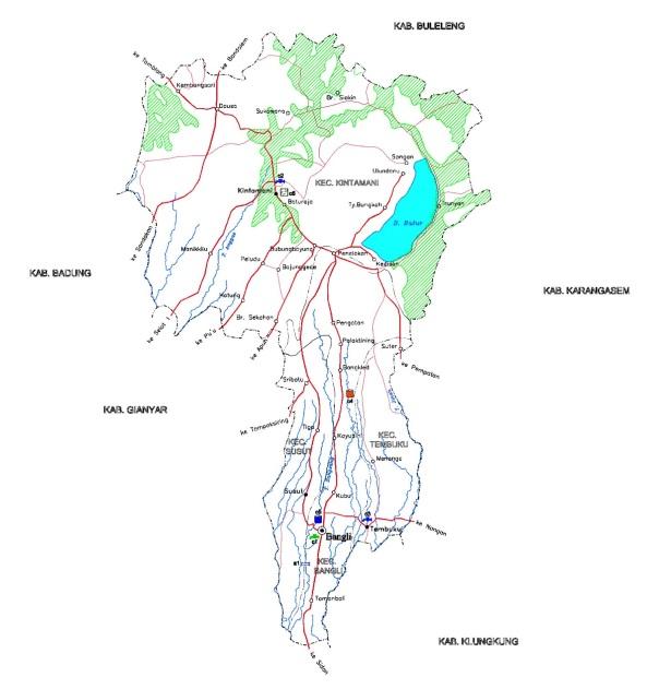 Peta-Infrastruktur-Kabupaten-Bangli