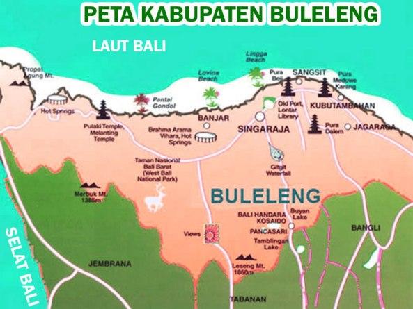 Peta-Kabupaten-Buleleng-Lengkap