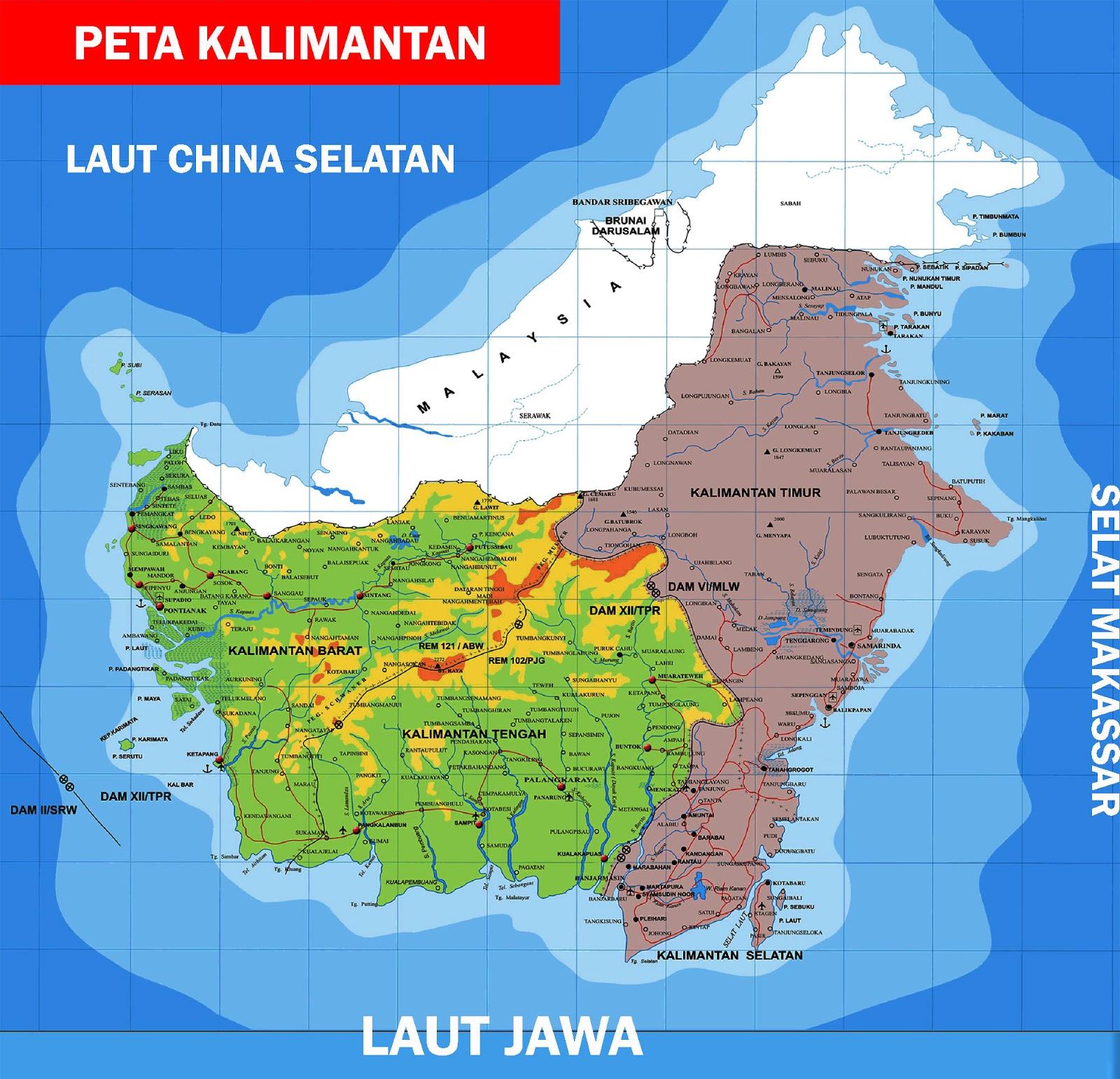provinsi kalimantan tengah diabetes beribukota