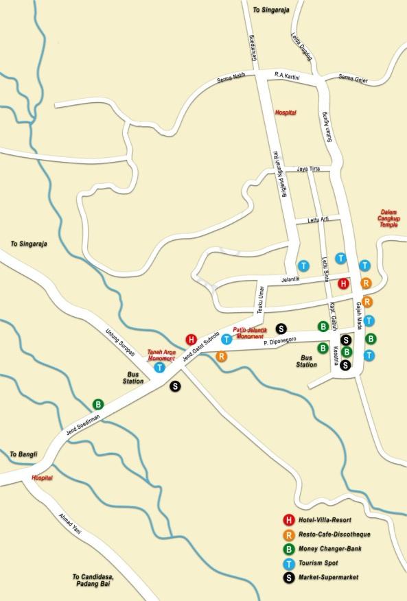 Peta-Kota-Amlapura-Bali-Lengkap
