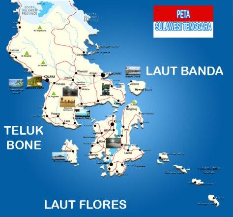 Peta-Provinsi-Sulawesi-Tenggara-Lengkap-15-Kabupaten-2-Kota