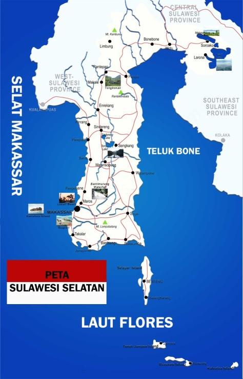 Peta-Sulawesi-Selatan-Lengkap
