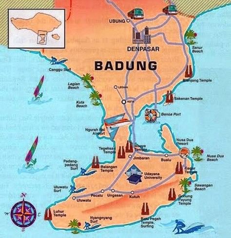 Peta-wisata-Kabupaten-Badung