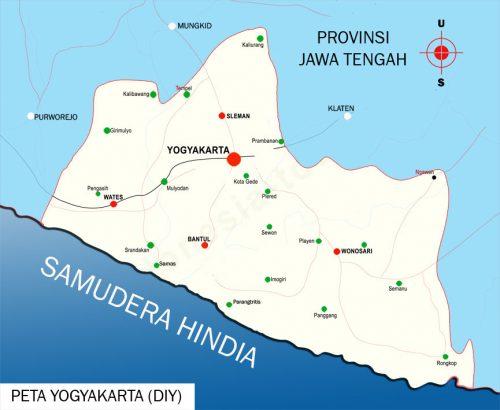 Peta-Yogyakarta-lengkap