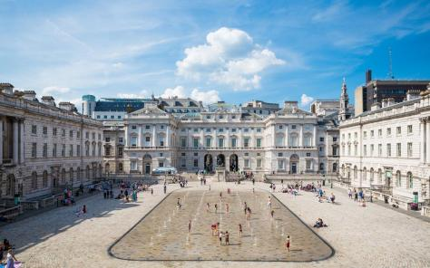 Somerset House - The Edmond J. Safra Fountain Court, Somerset House, Image by Kevin Meredith 361_1