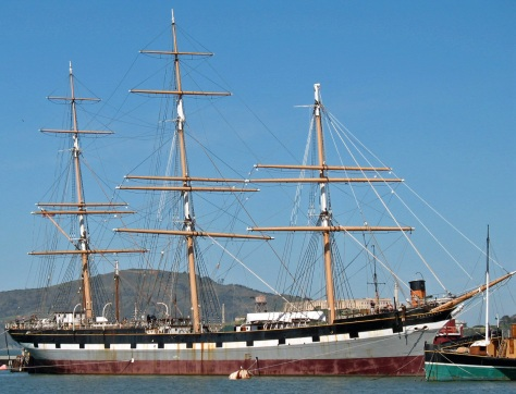 """Balclutha"", San Francisco Maritime National Historic Park"