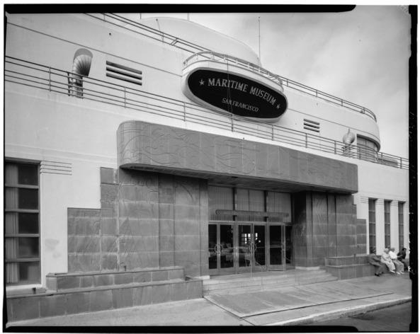 ENTRANCE_-_Aquatic_Park_Bathhouse,_Beach_Street,_West_of_Polk_Street,_San_Francisco,_San_Francisco_County,_CA_HABS_CAL,38-SANFRA,157-3.tif