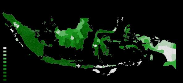 Islam_Indonesia_Percentage_Sensus2010.svg