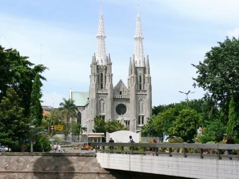 Katedral di Jakarta