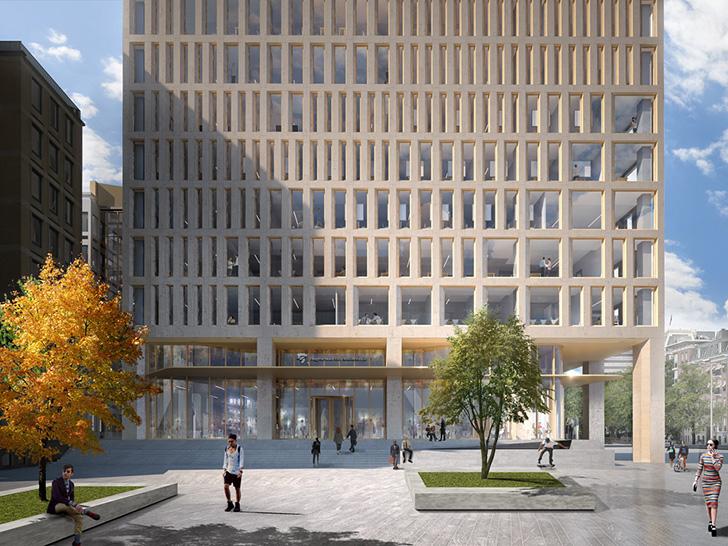 Rhijnspoor-Building-awarded-highest-BREEAM-certificate-level-in-the-Netherlands