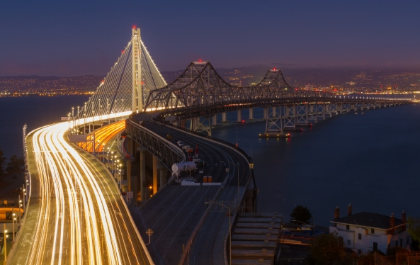 San_Francisco–Oakland_Bay_Bridge-_New_and_Old_bridges