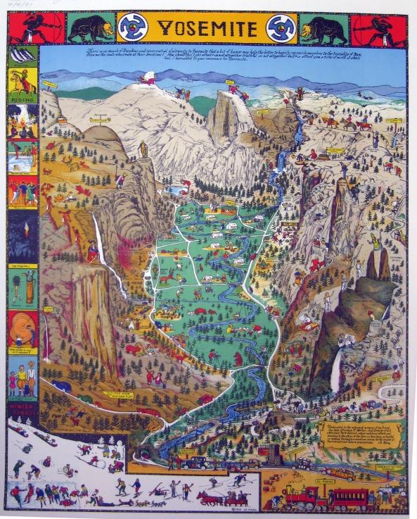 Yosemite-National-Park-Visitor-Map