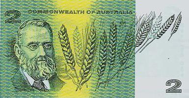 1966_Australian_$2_note_back