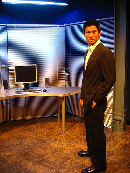 450px-Madame_Tussauds_HK_andylau (1)