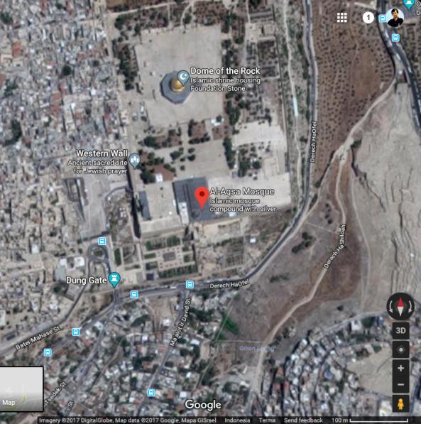 Al Aqsa Mosque – Jerusalem, Palestine-01