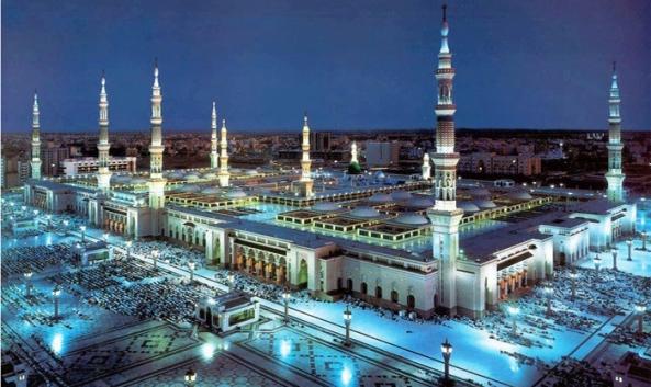 Al-Masjid an-Nabawi 1