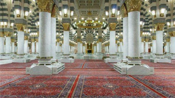 Al-Masjid an-Nabawi – Medina, Saudi Arabia