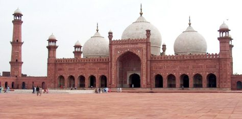 Badshahi Mosque of Lahore 1