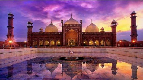 Badshahi Mosque of Lahore 2