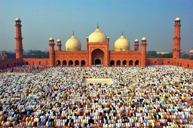 Badshahi Mosque of Lahore 4