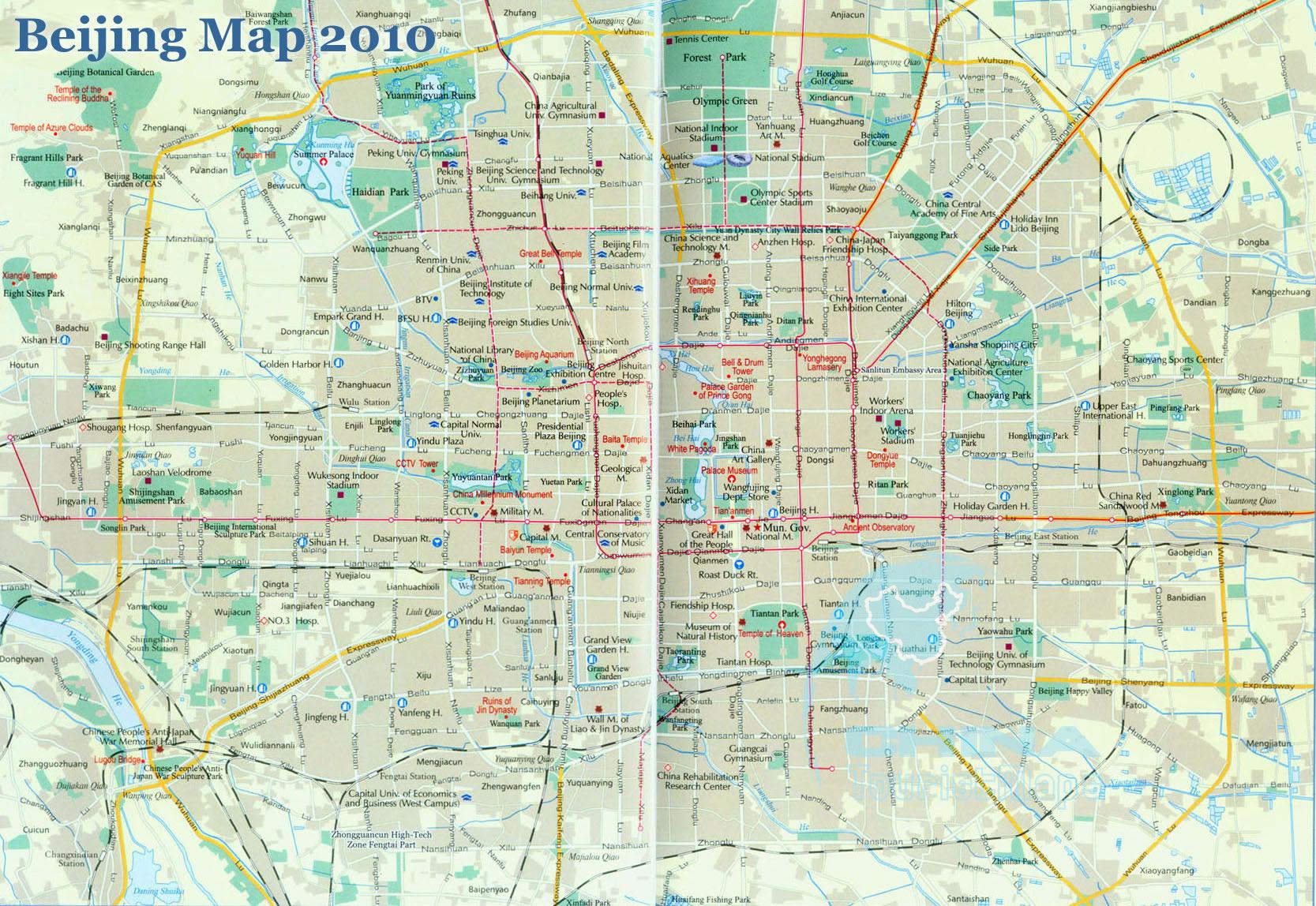 beijing-map-2010