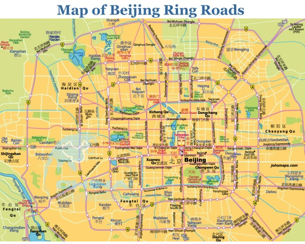 beijing-road-map