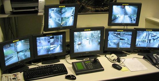 Cameratoezicht_monitorruimte